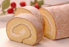 ジョリ・クレール ロールケーキ&木いちごセットA
